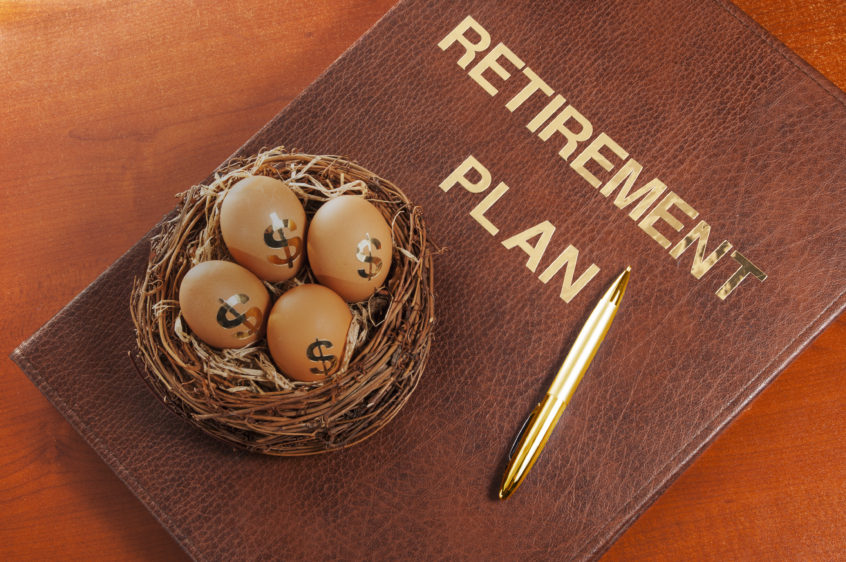insured retirement plan
